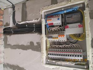 Замена проводки под ключ